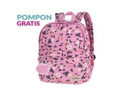 83ebf8ad68cb1 Plecak szkolny Coolpack Fanny 24L Pink Rose Garden