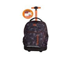 f3f4b7cce2a72 Plecak szkolny na kółkach Coolpack Swift 34L Misty Orange
